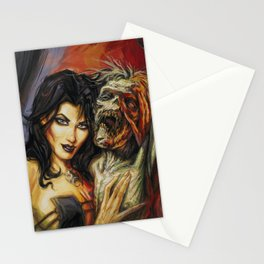 Zombie Love #1 by BAXA Stationery Cards