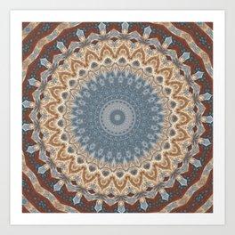 Some Other Mandala 423 Art Print