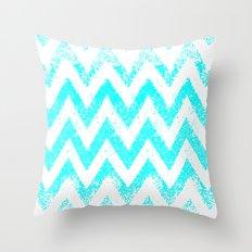 zig-zag Throw Pillow