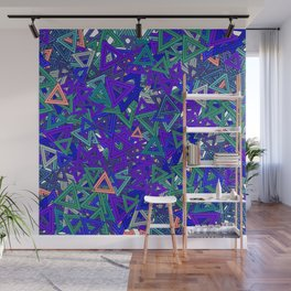 love for triangle Wall Mural