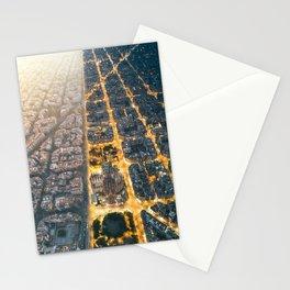 Light & Dark Stationery Cards