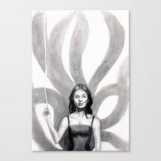 Tamamo no Mae Canvas Print