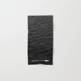 Sharktopia - 2018 Logo Hand & Bath Towel
