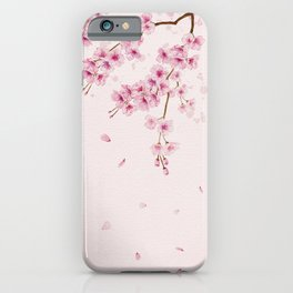 Cherry Blossom 2  iPhone Case