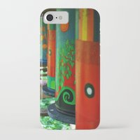 drums iPhone & iPod Cases featuring Tin Drums by  Alexia Miles photography