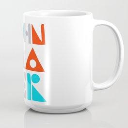 john mayer logo tour 2019 duren Coffee Mug