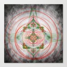 The Spiritual Centre Canvas Print