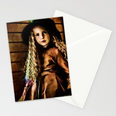 Vintage Doll Stationery Cards