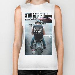 Bluegrass Heartache Soul Biker Tank