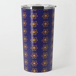 Amaze and Blue Travel Mug