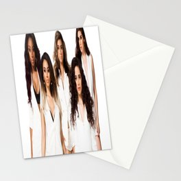 Fifth Harmony Stationery Cards