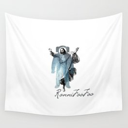 Cosmo Christ Wall Tapestry