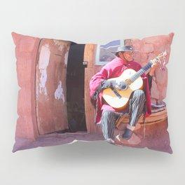 Pueblo de Machuca Pillow Sham