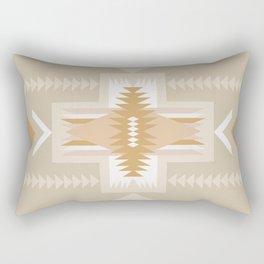 pink clay Rectangular Pillow