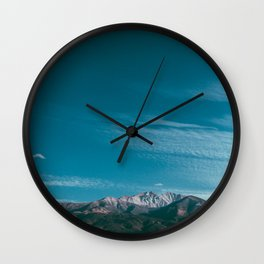 Boundary Peak Wall Clock