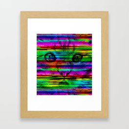 Catatonic Framed Art Print