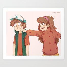 boop Art Print