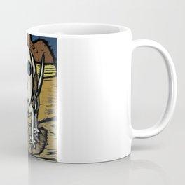 """""""Skippy visits Canyon lands Coffee Mug"""