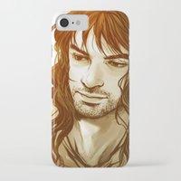 kili iPhone & iPod Cases featuring Kili by lorna-ka