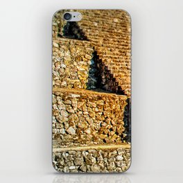 PATTERNS OF HISTORY iPhone Skin