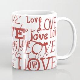 Love, love, love! Coffee Mug