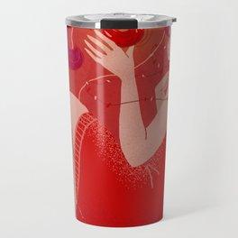 Red Dream Travel Mug