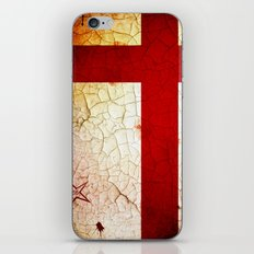 England World Cup iPhone & iPod Skin