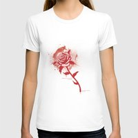 romance T-shirts featuring Romance by Sarah Churchill
