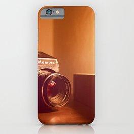 Mamiya M645 iPhone Case