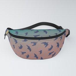 Birds Fanny Pack