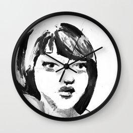 Portrait 115 Wall Clock
