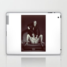 The Cane 2# Nude woman and her master Laptop & iPad Skin
