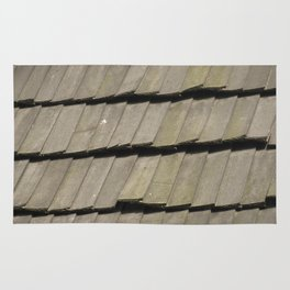Texture #16 Roof tiles. Rug