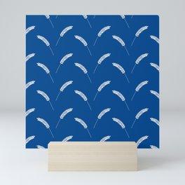 Santorini Ferns 1.1 Mini Art Print