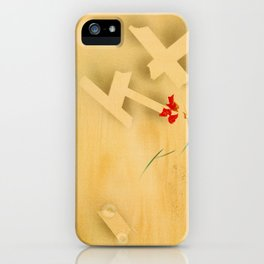 The Alchemist's Rose iPhone Case