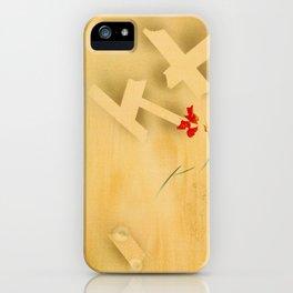 The Alchemist's Rose iPhone Case