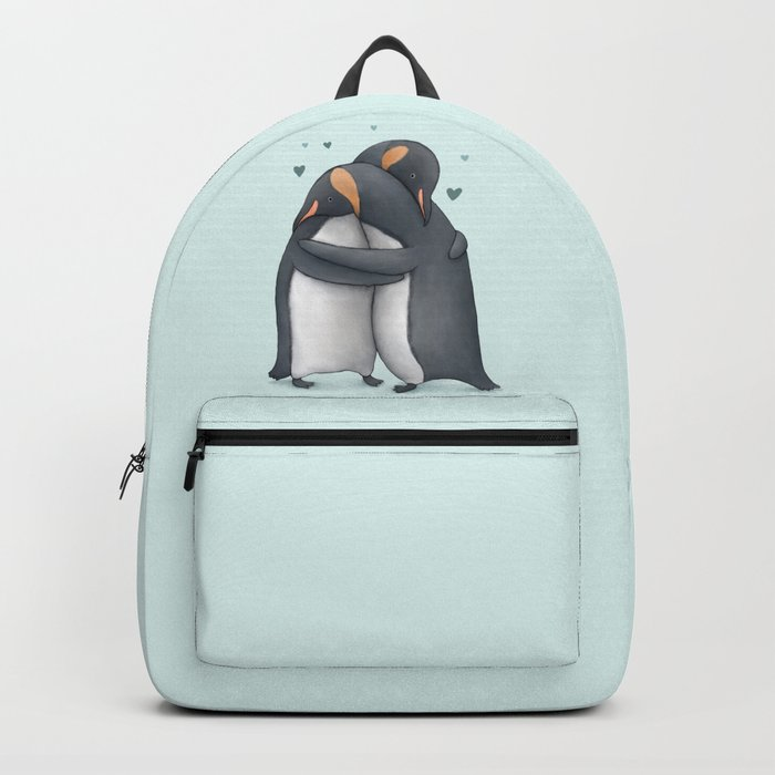 Penguin Hug Backpack