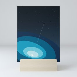 Wormhole Mini Art Print