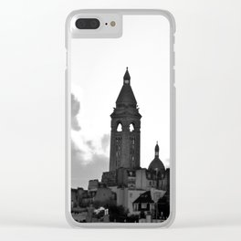 sacre-coeur Clear iPhone Case