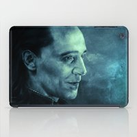 loki iPad Cases featuring Loki by Oput Studios