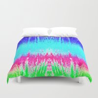 surf Duvet Covers featuring Surf by M Studio