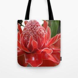 Laos Flower Tote Bag