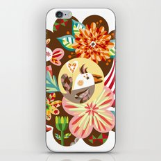 The forest of flower iPhone & iPod Skin