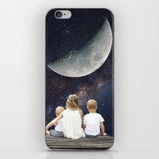 Night Wish iPhone & iPod Skin