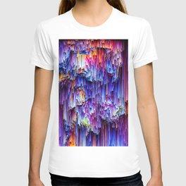 Rain glitch T-shirt