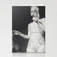 iggy Stationery Cards featuring Iggy Azalea by Jocelyn Miyara