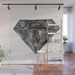 Black Diamond Wall Mural