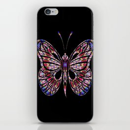 Vlinder iPhone Skin