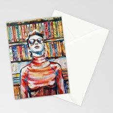 Vhs Vinilos Revisited Stationery Cards