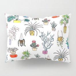 Houseplants Pillow Sham